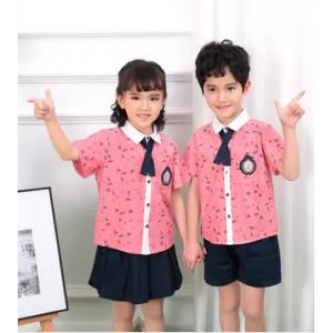 春夏季幼儿园园服-长沙幼儿园园服必威体育平台下载